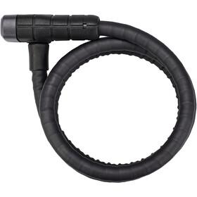 ABUS Microflex 6615K/120/15 Kabelslot, zwart
